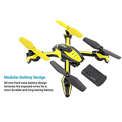 Tenergy TDR Phoenix Mini RC Quadcopter Drone with HD Video Camera, Auto Hovering, Mini RC Drone with 720P HD Camera: Toys & Games