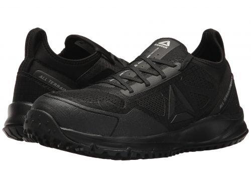 Reebok Work(リーボック) メンズ 男性用 シューズ 靴 スニーカー 運動靴 All Terrain Work Black [並行輸入品] B07BMJH5N5 10 D Medium