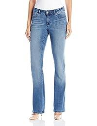 Women's No-Gap Waistband Regular Fit Bootcut Jean
