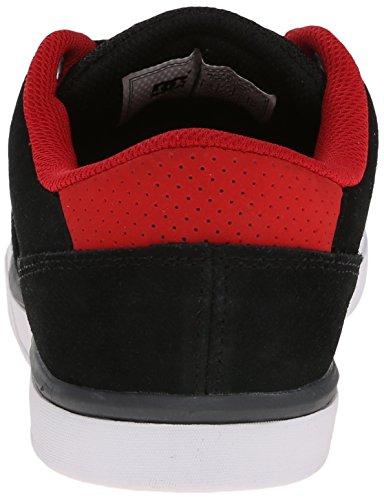 Dc Mens Cole Lite Skate Chaussure Noir / Gris
