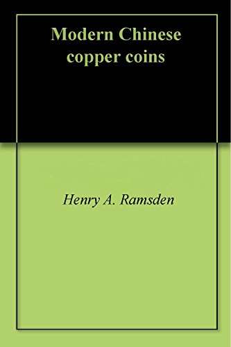Modern Chinese copper coins - Modern Chinese Coins