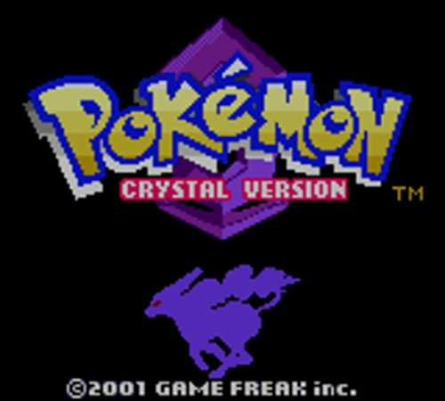 Pokemon Crystal (Pokémon Crystal - 3DS [Digital Code])