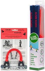 Edgie Wedgie - The Original Ski Tip Connector