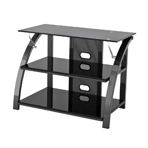 Z Line ZL51536SU High Quality Durable TV Stand With 3 Glass