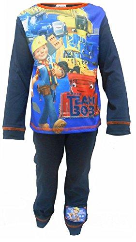 Bob the Builder Boys Pajamas 2-3 Years (Builder Bob Costume)