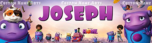 personalized-dreamworks-home-2015-poster-85x30-glossy-banner-custom-name-paint