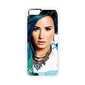 Demi Lovato iPhone 6 Plus 5.5 Inch Cell Phone Case White persent xxy002_6845410