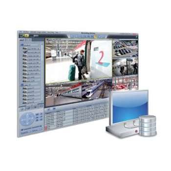 BOSCH SECURITY VIDEO BRS-DVD-16A United Digital Recording Station Base License 16 IP Cameras