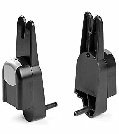 Peg Perego Primo Viaggio 4 35 Car Seat Adapter For UPPABaby Strollers Black