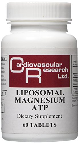 Cardiovascular Research Magnesium ATP Tablets, 60 Count