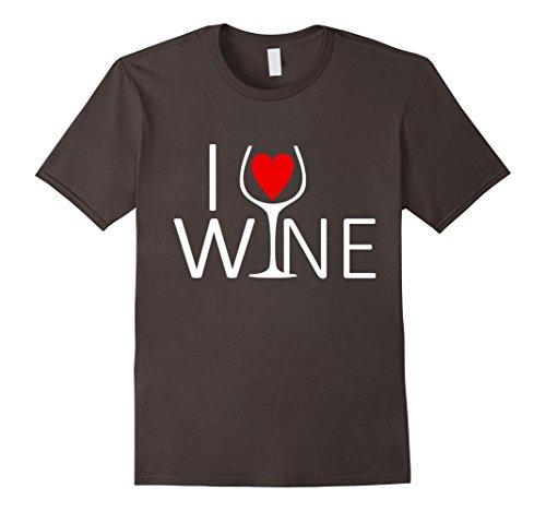 I Love Wine T-shirt