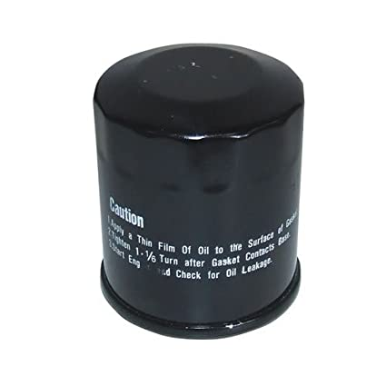 Amazon.com : Club Car Oil Filter | For 1992-Up DS & 2004-Up ... on club car accessories catalog, club car transporter 4, club car parts catalog, club car precedent rain enclosure, golf cart accessories catalog, ez go accessories catalog, club car lift kit 2, yamaha golf cart parts catalog,