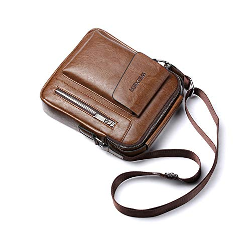 Snow Borsa Brown Spalla Uomo Light A P8ZwP