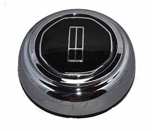 - BB Auto Chrome Wheel Hub Center Cap Cover Replacement for 1993-1997 Lincoln Town Car