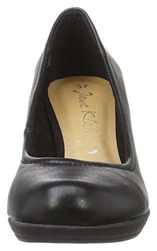 Jane Klain 224 951 - Tacones Mujer Schwarz (Black)