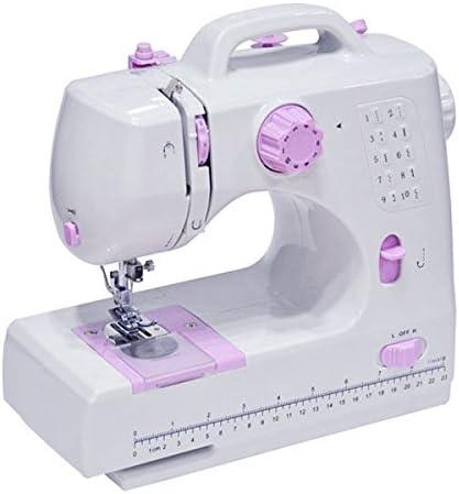 Paleo 8 puntos de sutura multifunción eléctrico de coser overlock ...