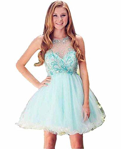 Kleid A Linie Fanciest Mint Damen wOzYqt8Bx