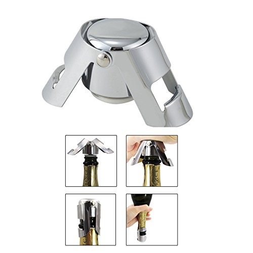 Stainless Bottle Stoppers Sparkling Champagne product image