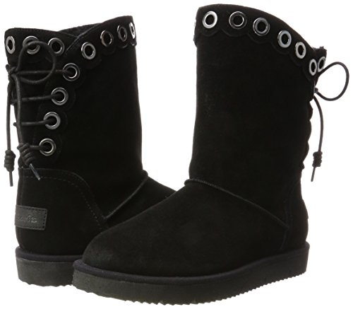Women''s Slouch Boots Black 26412 Tamaris PqHd44w
