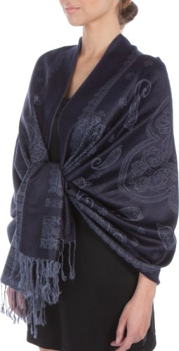 FUPashPais95AG-1 Lightweight Two Tone Paisley Design for sale  Delivered anywhere in USA