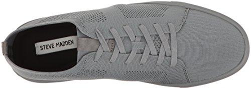 Steve Madden Heren Wexler Fashion Sneaker Grijs