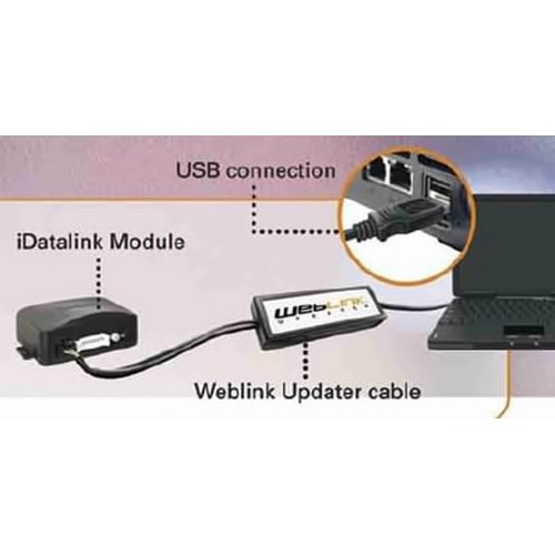 Autopage ADSUSB USB Cable and Driver for Update (Black)