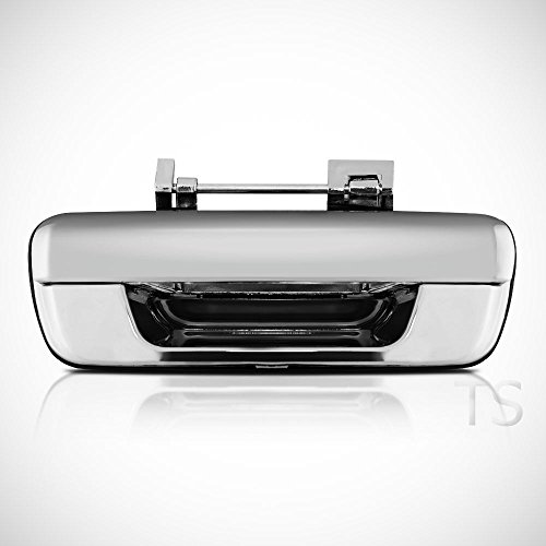 Rear Door Handle Tailgate Chrome Parts Handle Isuzu Rodeo Dmax D-Max (Isuzu Tailgate Handle)
