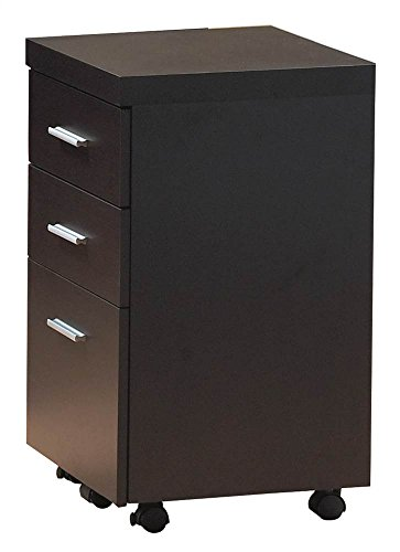 File Cabinet in Cappuccino