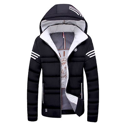 006dba01605bc World2home HCXY Men Winter Jacket 2017 Brand Casual Mens Jackets And Coats  Thick Warm Jacket Men Parka Outerwear Coat Plus Size 4XL  Amazon.in   Clothing   ...