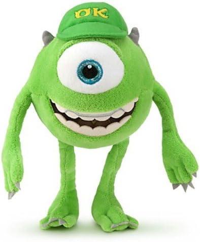 Disney Mike Wazowski Mini Bean Bag Plush - Monsters University - 9 ...