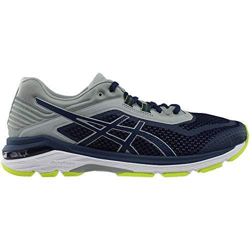 ASICS GT-2000 6 Men's Running Shoe, Dark Blue/Dark Blue/Mid Grey, 6.5 M US by ASICS (Image #1)