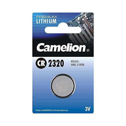 Camelion Cr2320 3v Lithium Coin Cell Battery Dl2320 Ecr2320 L26