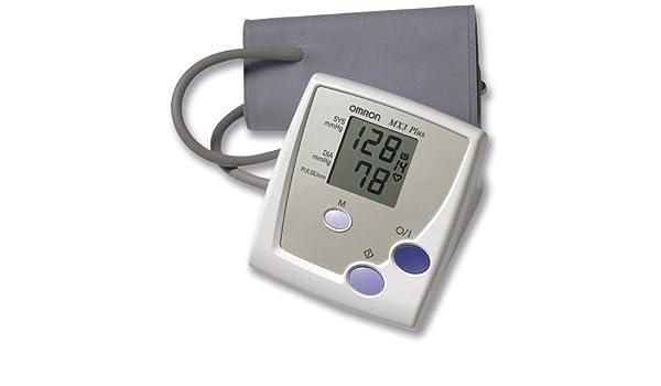 Omron HEM-742-E - Tensiómetro (AA, 1.5 V, 118 x 130 x 90 mm): Amazon.es: Salud y cuidado personal