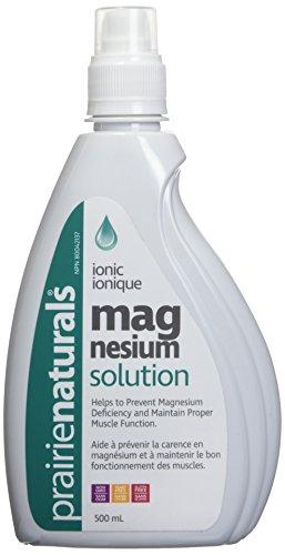 Prairie Naturals Liquid Ionic Magnesium Solution, 16.9 Fluid Ounce