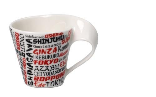 - VILLEROY & BOCH NEW WAVE CAFFE CITIES OF THE WORLD Espresso cup - tokyo