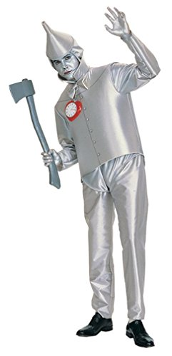 Tin Man Adult Costume (Fits up to 44 Jacket size)