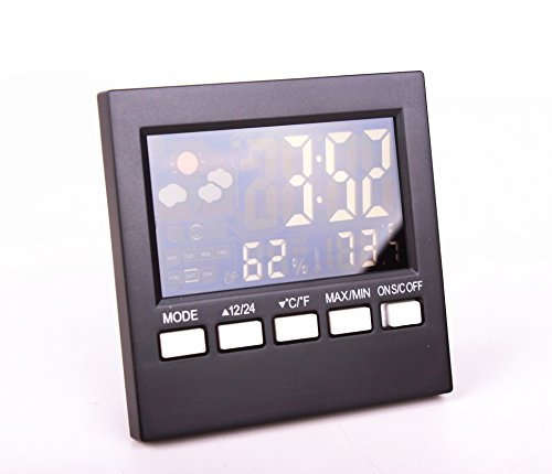 Tigervivi Digital Thermometer Hygrometer temperature humi...