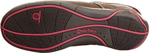 Chatham Marine - Scarpe sportive, Donna Grigio (Grau (Grey))