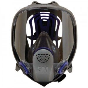 3M Respirators - Ff-400 Series Full Face Respirator - Medium by 3M