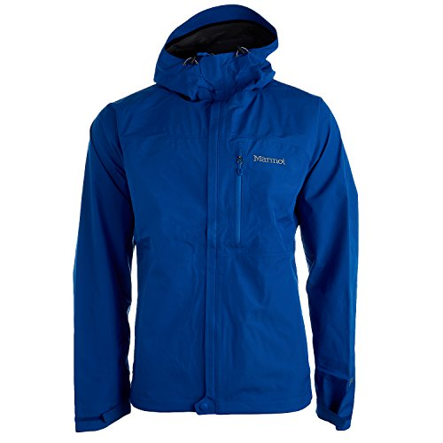 Marmot Men's Minimalist Jacket: Shell (TrueBlue, Small)