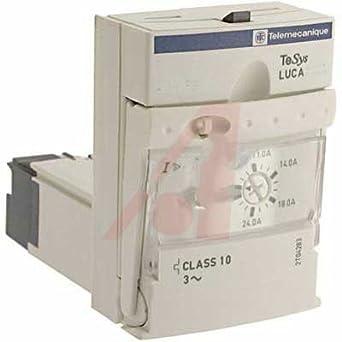 Schneider LUCA18FU Control Unit 110-240VAC Control Standard Motor Starter 4.5-18A Combination
