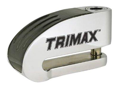 Trimax Alarm Disc Lock - Black TAL88