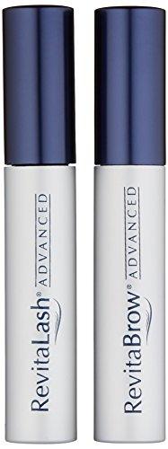 RevitaLash Cosmetics, Trial Size Gift Set / RevitaLash Advanced 1.0mL & RevitaBrow Advanced 1.5mL