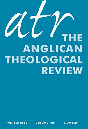 (The Anglican Theological Review: Winter 2018 Volume 100 Number 1: The Gift of Water)