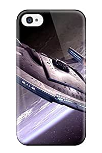 Chad Po. Copeland's Shop New Style 5612782K31132122 Tpu Case Cover Compatible For Iphone 4/4s/ Hot Case/ Star Trek