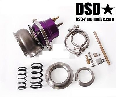60 mm wastegate Volkswagen VR6 S2 RS2 - C20 X E c20let Turbo 1.8T 20 V V de banda vband: Amazon.es: Coche y moto