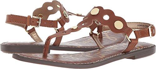 - Sam Edelman Women's Gilly Flat Sandal, Saddle, 10 M US