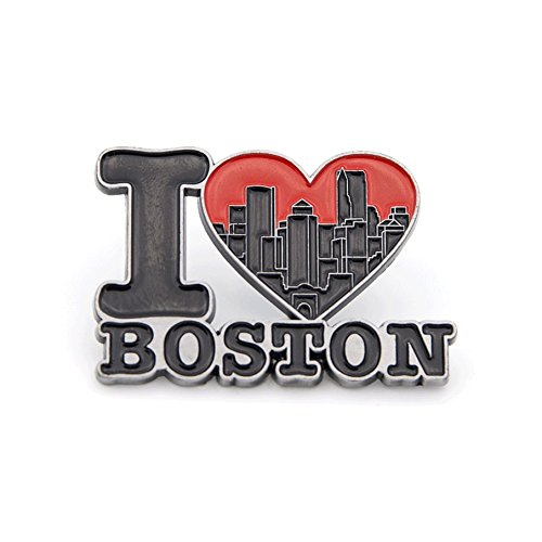 I Heart Boston Magnet ()