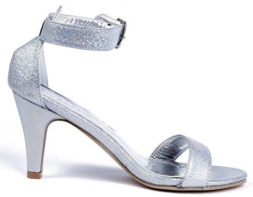 Sandales Boucle Femmes Ageemi Compens Shoes qfwCE