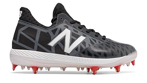 Chaussures Moulées JCOMP Enfant Baseball White New Black Balance Unisexe I7vY7xZ
